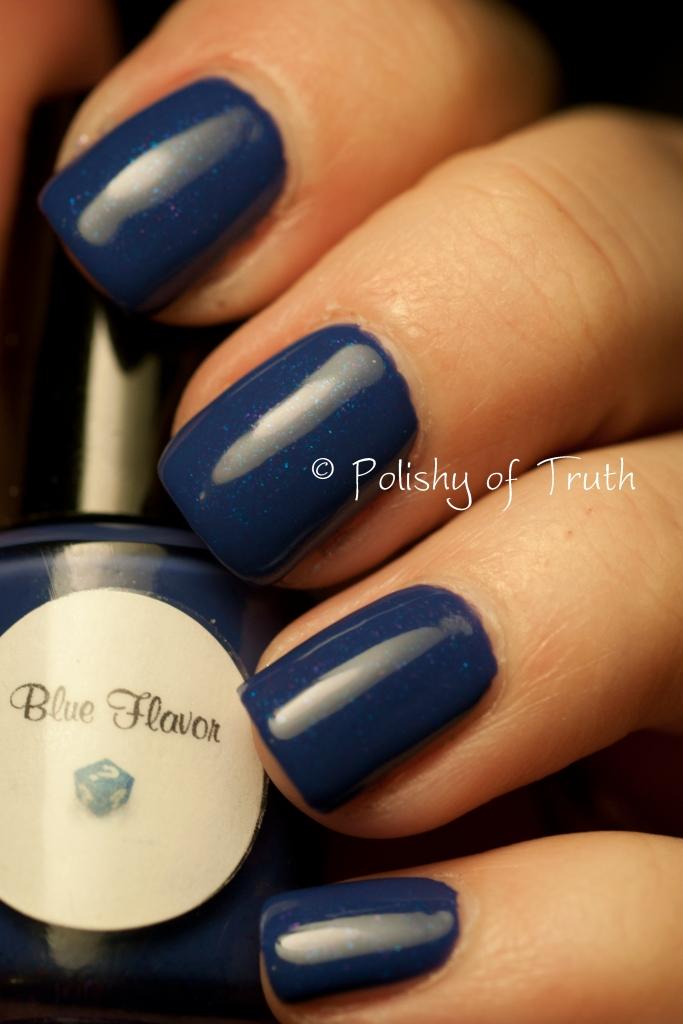 Blue Flavor